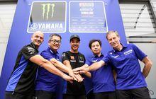 BREAKING NEWS - Yamaha Umumkan Susunan Pembalap MotoGP 2021 dan 2022