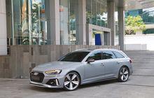 Audi Hadirkan New Audi RS4 Avant, Model Station Wagon Versi Kencang