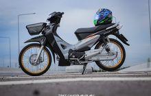 Honda Karisma Kena Ubahan Simpel, Tampang Jadi Rupawan dan Menarik
