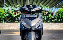 Honda Vario 150 Berwajah Rupawan, Dimodif Pakai Part Mewah Jadi Elegan