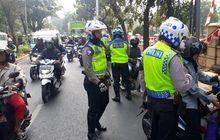 Siap-siap STNK Dan SIM, Polisi Siap Gelar Operasi Patuh Jaya 2021 Mulai Besok