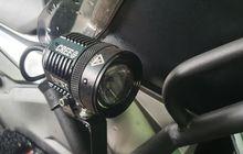 Cari Lampu Tembak Buat Motor? Wajib Periksa Hal Ini Sebelum Beli