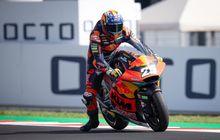 Hasil Balap Moto2 San Marino 2021 - Raul Fernandez Menang, Pembalap 'Tim Indonesia' Masuk 10 Besar