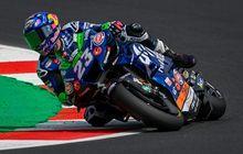 Rebut Podium di MotoGP San Marino 2021, Ternyata Enea Bastianini Pernah Bikin Valentino Rossi Gigit Jari
