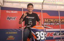 Fadillah Arbi, Satu Lagi Pembalap Indonesia Bakal Terjun di Red Bull Rookies Cup 2022