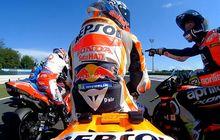 Pol Espargaro Ngamuk ke Aleix Espargaro di Tengah Sirkut Misano pada MotoGP San Marino 2021, Ada Apa?