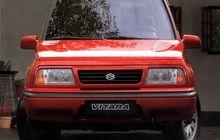 Nostalgia Suzuki Vitara 4x4, Segini Hasil Tes Akselerasi Pada Saat Barunya