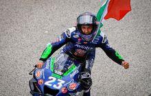 Miris, Meski Raih Podium di MotoGP San Marino 2021 Enea Bastianini Diragukan Bisa Balap Musim Depan