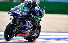 Hampir Saja Kena Malu, Begini Kisah Enea Bastianini Diselamatkan Valentino Rossi