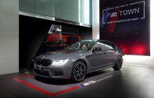 Resmi Dijual, BMW M5 Competition Bermesin V8 4.400 cc, Segini Harganya