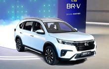 All New Honda BR-V Resmi Meluncur di Pasar Otomotif Indonesia, Simak Nih Pilihan Warnanya