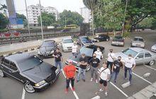 Kumpul Perdana Brabus Owners Indonesia, Mejeng Bareng Di Senayan