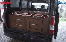 Camperbox Bikin Gran Max dan Evalia Siap Traveling, Segini Harganya