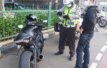 Jangan Nekat, Polisi Buru Knalpot Bising Selama Operasi Patuh Jaya 2021, Dendanya Bikin Nyengir