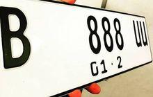 Pelat Nomor Kendaraan Bermotor Jadi Warna Putih, Kapan Mulai Berlaku? Ini Penjelasannya