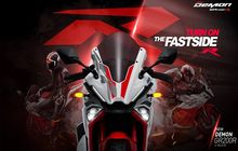 Meluncur Motor Baru Sport Fairing Mesin 200 cc, Harga Nempel Yamaha NMAX
