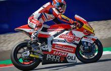 Pembalap Federal Oil Gresini Moto2 ini Direkrut Aruba.it Racing Ducati di 2022, Jadi Lawan Galang Hendra