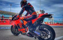 Jajal Motor MotoGP KTM RC16 di Tes MotoGP Misano, Begini Komentar Calon Juara Dunia Moto2 2021