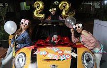 Ria Ricis Dilamar Teuku Ryan, Begini Gayanya Pamer MINI Cooper S 5-Door Saat Ulang Tahun Ke-22