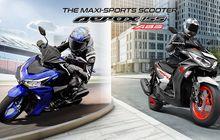 Weleh, MAXI Yamaha 155 Cc Ini Baru Meluncur di Negara Inspektur Vijay