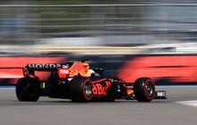 Kena Penalti Lagi, Max Verstappen Start Paling Belakang di F1 Rusia 2021