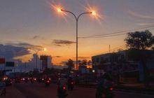 Emang Sengaja, Ada Alasan Sebagian Lampu Penerangan Jalan Berwarna Kuning