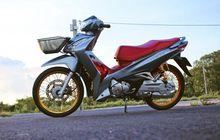 Kerabat Honda Supra X 125 Makin Stylish, Diberi Kaki-kaki Impresif