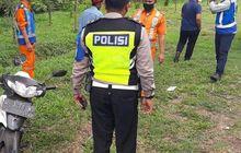 Pengendara Suzuki Shogun Luka Memar, Linglung di Ruas Tol Sidoarjo-Porong