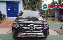 Bodi Mulus, Lelang Mercedes-Benz GLS 400 Nilai Limitnya Lumayan Dalam