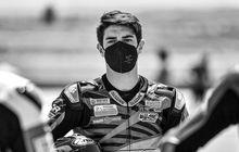 Berita Duka - Sepupu Maverick Vinales, Dean Berta Vinales Meninggal Dunia Usai Crash di WSSP 300 Jerez 2021