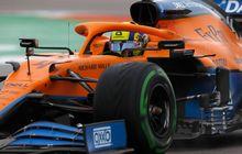 Hasil Kualifikasi F1 Rusia 2021 - Lando Norris Raih Pole Position, Mercedes Melempem