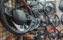 Lagi Tren Honda Brio Upgrade Setir Pakai HR-V, Segini Biayanya