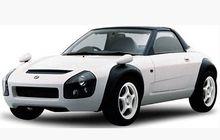 Dulu Suzuki Pernah Bikin Sportscar Konsep Namanya C2, Desain Eksteriornya Kayak Panda