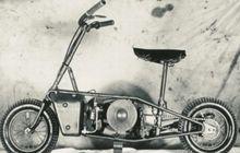Sebelum Ada Motocompo, Ternyata Dulu Ada Motor Mini Namanya Excelsior Welbike, Sempat Diturunkan di Perang Dunia 2 Lo
