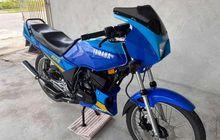 Yamaha RX-Z Ini Harganya 'Dark' Banget, Incaran Kolektor Yang Bikin Gosok-gosok Jidat