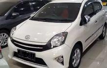 Layak Dibeli Harga Murah Meriah Toyota Agya Bekas Dijual Mulai Rp Rp 80 Jutaan
