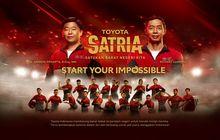 Dorong Prestasi Atlet Muda, Toyota Beri Dukungan Fasilitas dan Prasarana Olahraga Lewat Program Satria