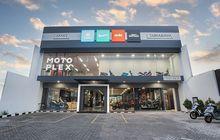 Piaggio Resmi Buka Dealer Premium Motoplex di Surabaya, Siap Pamerkan 4 Brand Primadona