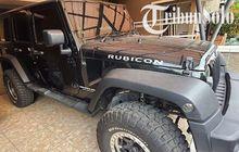 Jeep Wrangler yang Dicuri di Sukoharjo Kabarnya Ketemu, Ini Penjelasan Polda Jateng