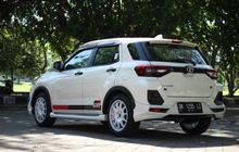 Keren Nih, Modifikasi Toyota Raize dan Rocky Tampil Bergaya Rally Look