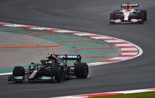 Hasil Balap F1 Turki 2021 - Valtteri Bottas Menang, Max Verstappen Podium, Lewis Hamilton Salah Strategi