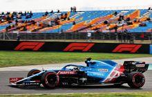 Sempat Diduga Langgar Aturan Yellow Flag di Kualifikasi F1 Turki 2021, Fernando Alonso Lolos dari Hukuman