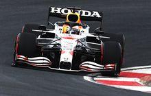 Bukan Sergio Perez, Red Bull Malah Berharap Bantuan Pembalap Lain Agar Max Verstappen Menang F1 Turki 2021