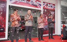 MG Resmikan Dealer di Manado, Dekatkan Diri ke Konsumen Wilayah Timur Indonesia