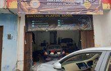 Bengkel Bintang Plafon, Spesialis Perbaikan Plafon dan Interior Mobil