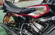 Cling Kayak Baru Keluar Dealer, Modal Rp 1 Jutaan Sudah Bisa Repaint Motor di Cargloss Custom Paint