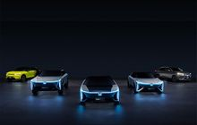Mulai dari China Honda Siap Menginvasi Pasar Mobil Listrik Dunia, 10 Model Anyar Bakal Rilis dalam 5 Tahun