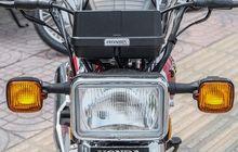 Honda CG125 Kembali Dirilis, Tampangnya Klasikan Gendong Mesin Injeksi, Harganya Cuma Setara Vario