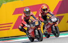 Tim Indonesia Bakal Turunkan Satu Pembalap Saat Moto3 Emilia Romagna 2021, Ini Penyebabnya