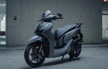 Honda SH300i Tampil Sangar, Diupgrade Mewah Fokus di Kaki-kaki